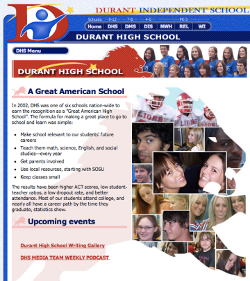 duranthighschool